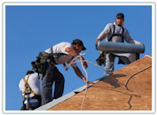 Roofing Replacement-Oxford Michigan - New Shingles on A Home , Free Roofing Quotes and Estimates on homes and Business.